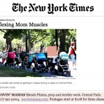 Movin' Mamas in the NYTimes!